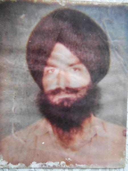 Photo of Gurdeep Singh,  disappeared on October 29, 1991, in Dera Baba Nanak, Jalandhar,  by Punjab Police