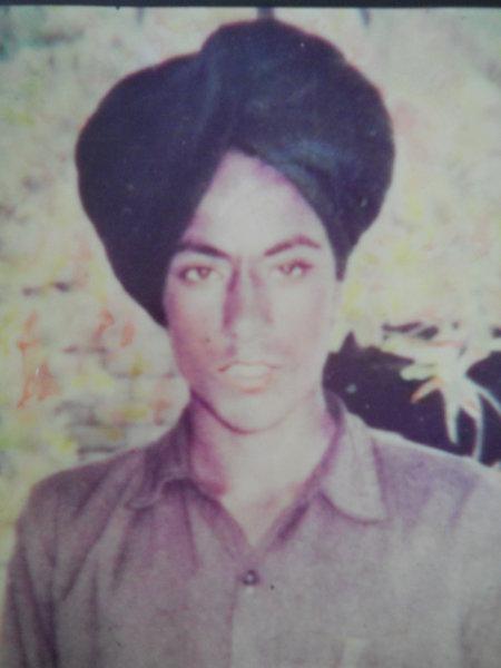 Photo of Sukhdev Singh,  disappeared on October 29, 1991, in Dera Baba Nanak, Jalandhar,  by Punjab Police