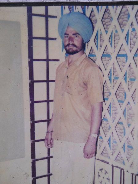 Photo of Hardev Singh,  disappeared on October 29, 1991, in Dera Baba Nanak, Jalandhar,  by Punjab Police