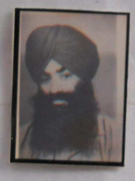 Photo of Jagbir Singh, victim of extrajudicial execution between March 19, 1993 and March 20,  1993, in Tarn Taran, by Punjab Police