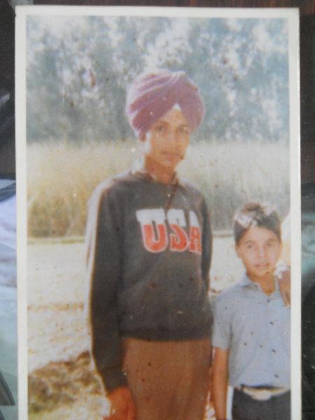 Photo of Resham Singh, victim of extrajudicial execution on July 19, 1988Punjab Police