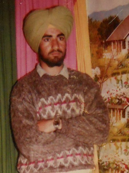Photo of Sukhdev Singh,  disappeared on October 08, 1992, in Tarn Taran,  by Punjab Police