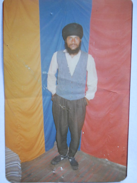 Photo of Dilbag Singh,  disappeared between July 15, 1991 and August 15,  1991, in Tarn Taran,  by Punjab Police