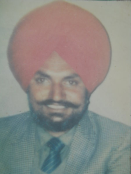 Photo of Gurcharan Singh, victim of extrajudicial execution between June 20, 1993 and August 30,  1993Punjab Police