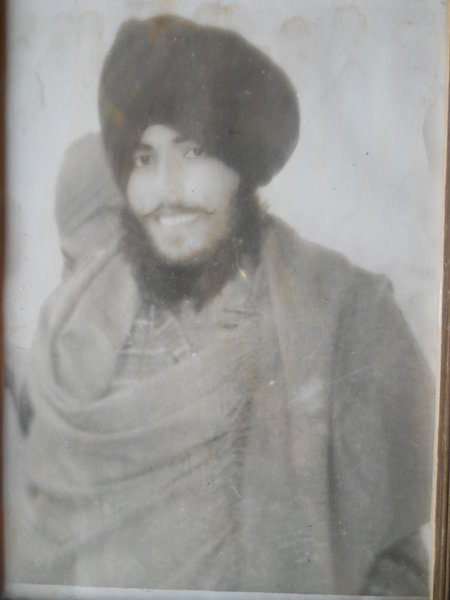 Photo of Balkar Singh, victim of extrajudicial execution on September 05, 1992Punjab Police