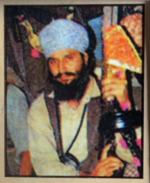 Photo of Satnam Singh, victim of extrajudicial execution on November 25, 1993, in Lopoke, by Punjab Police