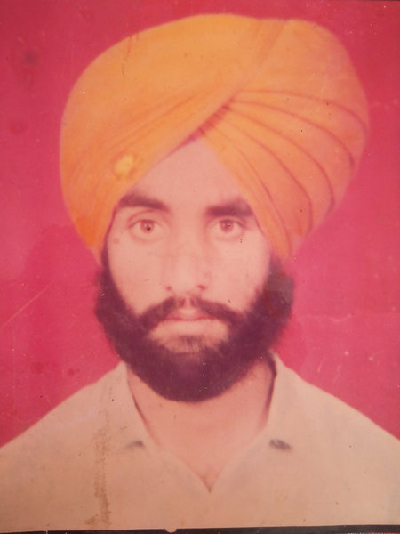 Photo of Harpreet Singh,  disappeared between August 28, 1991 and August 31,  1991, in Khanna,  by Punjab Police