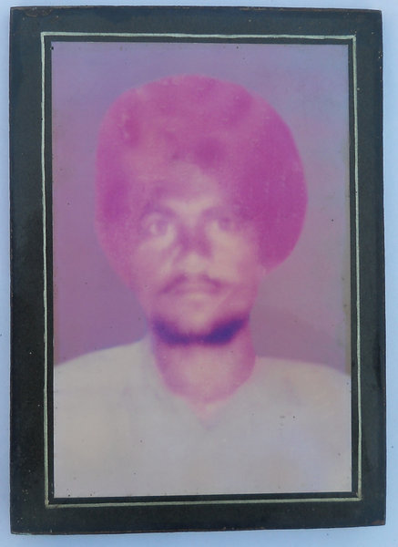 Photo of Jarnail Singh,  disappeared between May 1, 1993 and June 30,  1993, in Khanna CIA Staff,  by Punjab Police