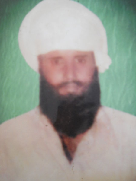 Photo of Lakhwinder Singh, victim of extrajudicial execution between December 1, 1987 and December 30,  1987, in Khamanon,  by Punjab Police; Central Reserve Police Force, in Khamanon, by Punjab Police