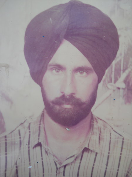 Photo of Kulwant Singh,  disappeared on May 20, 1992, in Faridkot,  by Punjab Police