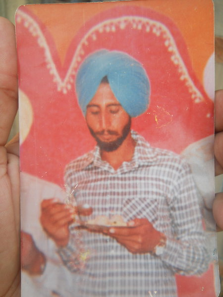 Photo of Gurdeep Singh,  disappeared on May 07, 1989, in Faridkot,  by Punjab Police