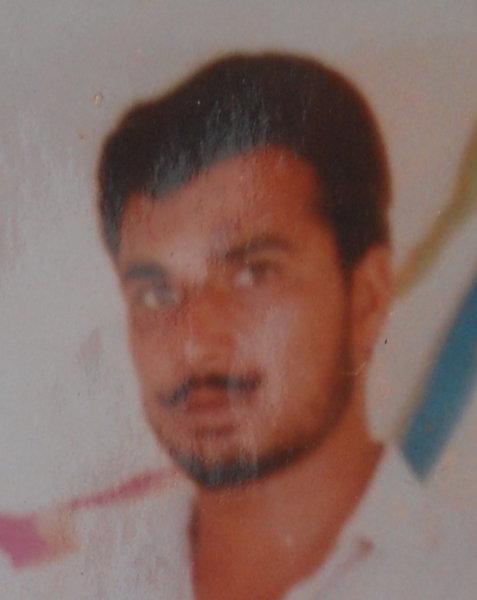 Photo of Balvir Bhola, victim of extrajudicial execution between April 1, 1993 and May 31,  1993, in Jaitu, by Punjab Police