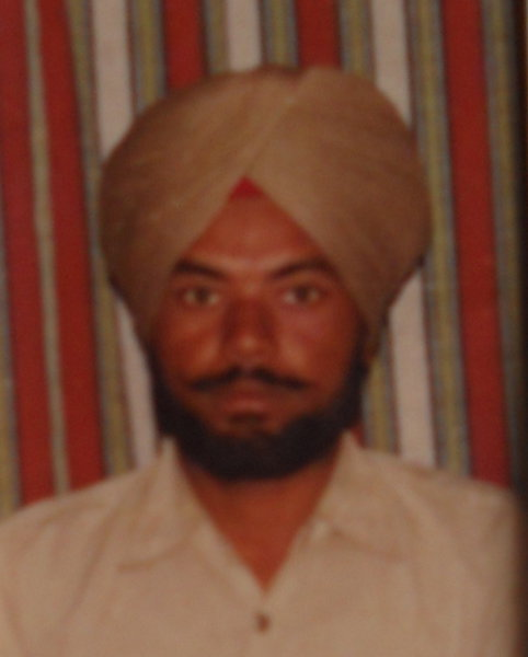 Photo of Surjeet Singh, victim of extrajudicial execution between April 1, 1988 and April 30,  1988Punjab Police