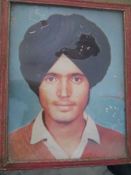 Photo of Jaspal Singh,  disappeared, date unknown by Punjab Police; Central Reserve Police Force