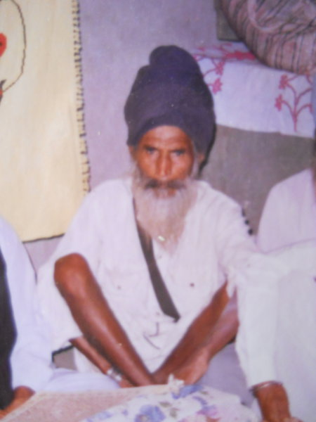 Photo of Hazara Singh, victim of extrajudicial execution between December 1, 1990 and December 31,  1990, in Firozpur Cantt. CIA Staff, by Punjab Police; Criminal Investigation Agency