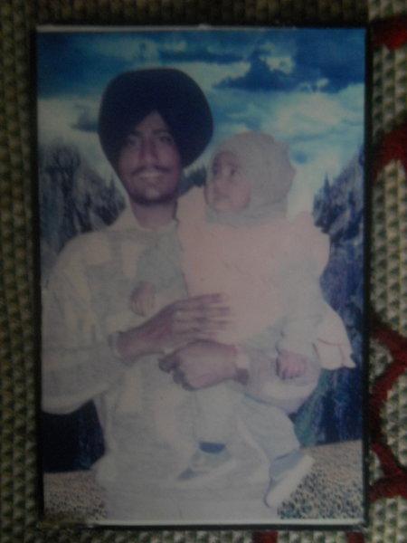 Photo of Baljinder Singh, victim of extrajudicial execution on October 15, 1991Punjab Police