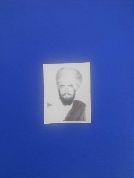 Photo of Nirmal Singh, victim of extrajudicial execution between May 25, 1990 and May 30,  1990, in Khemkaran,  by Punjab Police; Border Security Force; Central Reserve Police Force, in Khemkaran, by Punjab Police