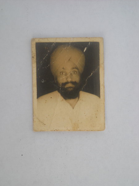 Photo of Pargat Singh, victim of extrajudicial execution between August 1, 1992 and August 30,  1992Punjab Police; Central Reserve Police Force