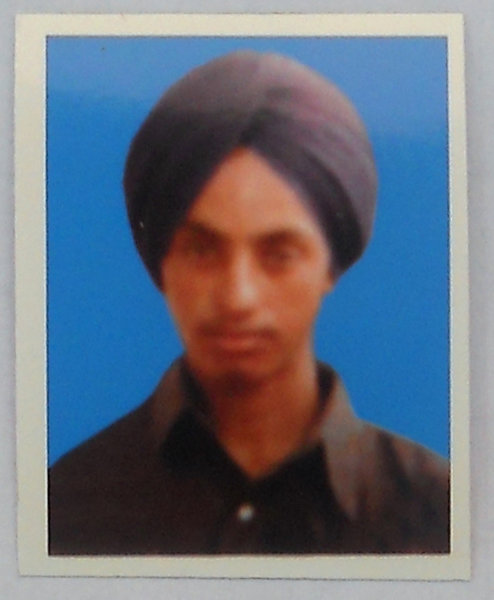 Photo of Mehar Singh,  disappeared between June 1, 1985 and September 30,  1986, in Zira,  by Punjab Police