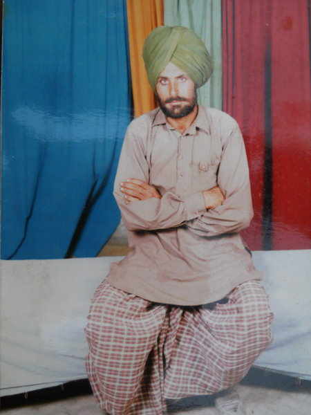 Photo of Subha Singh, victim of extrajudicial execution on March 28, 1991Punjab Police
