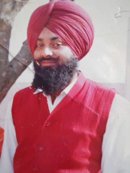 Photo of Gurtej Singh,  disappeared between April 1, 1991 and December 31,  1991, in Ghall Khurd,  by Punjab Police