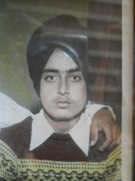 Photo of Partap Singh,  disappeared between January 1, 1989 and January 1,  1990, in Ludhiana,  by Punjab Police
