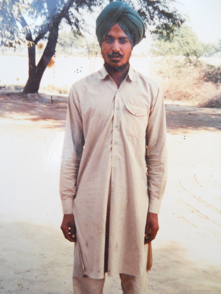 Photo of Surjeet Singh, victim of extrajudicial execution on March 15, 1990Punjab Police; Central Reserve Police Force