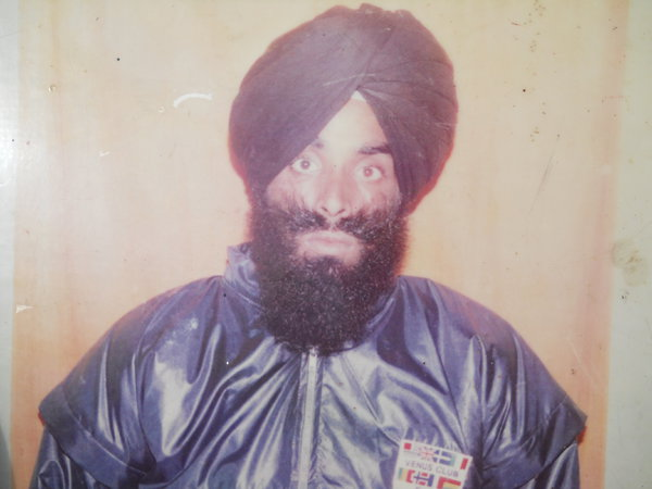 Photo of Iqbal Balla, victim of extrajudicial execution between September 15, 1991 and September 30,  1991, in Zira, by Punjab Police; Border Security Force; Central Reserve Police Force