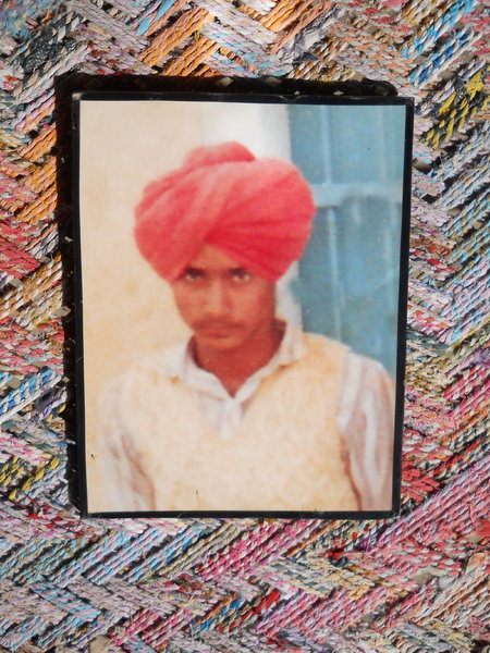 Photo of Darshan Singh, victim of extrajudicial execution between July 1, 1991 and July 31,  1991Punjab Police