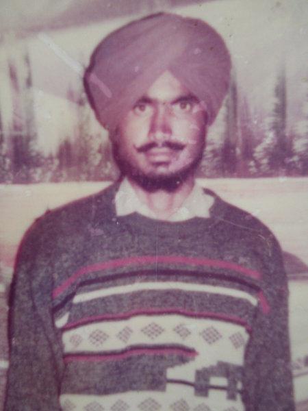 Photo of Kulwant Singh, ਗੈਰ ਕਾਨੂੰਨੀ ਹੱਤਆਿ ਦਾ/ਦੀ ਪੀੜਤ ਦੀ ਤਾਰੀਖ਼ ਮਈ ੦੩, ੧੯੯੧, in Dharamkot, by ਪੰਜਾਬ ਪੁਲਿਸ