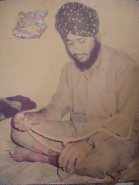Photo of Sukhdev Singh, victim of extrajudicial execution between February 17, 1991 and February 18,  1991, in Bathinda, by Punjab Police
