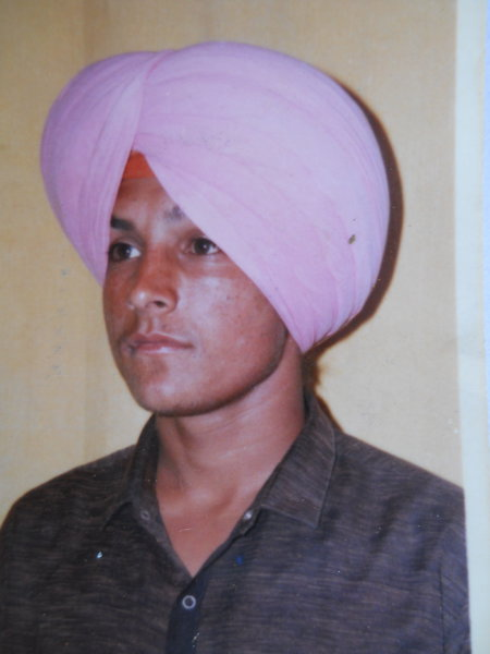 Photo of Mukhtair Singh,  disappeared between April 1, 1993 and April 5,  1993, in Mahandipur,  by Punjab Police