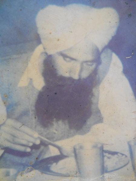 Photo of Buta Singh, victim of extrajudicial execution between November 1, 1992 and December 31,  1992, in Dinanagar, by Punjab Police