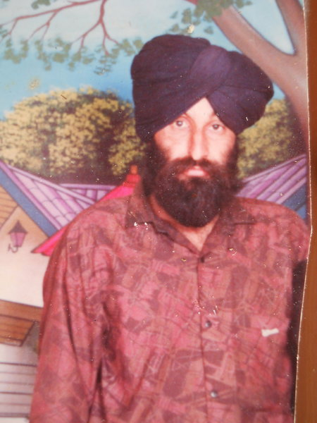 Photo of Shingara Singh, victim of extrajudicial execution on March 03, 1993, in Gurdaspur, by Punjab Police
