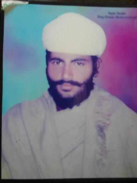 Photo of Paramjit Singh, victim of extrajudicial execution on November 04, 1991, in Gaggar Bhana, by Punjab Police