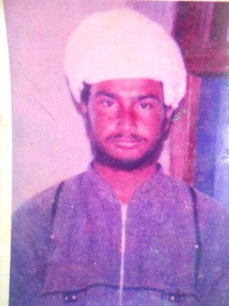 Photo of Kashmir Singh, victim of extrajudicial execution on May 26, 1991, in Tarn Taran, by Punjab Police