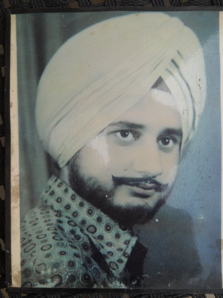 Photo of Ranjit Singh,  disappeared on January 15, 1987, in Sangrur,  by Punjab Police