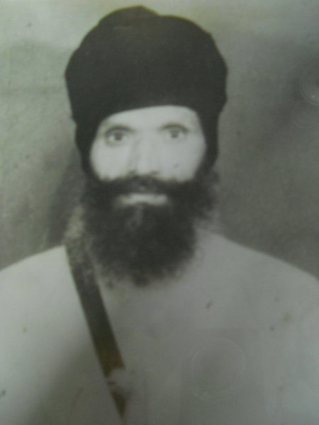 Photo of Pyara Singh, victim of extrajudicial execution on September 23, 1984, in Batala, by Punjab Police