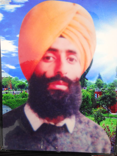 Photo of Manjit Singh,  disappeared on March 19, 1991, in Gurdaspur,  by Punjab Police