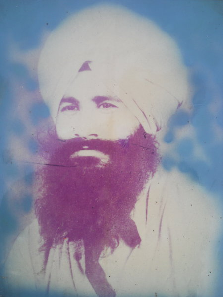 Photo of Paramjeet Singh, victim of extrajudicial execution on April 09, 1991, in Pathankot, by Punjab Police