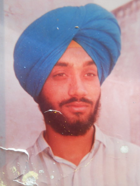 Photo of Balwinder Singh,  disappeared between March 15, 1991 and April 15,  1991, in Ludhiana,  by Punjab Police