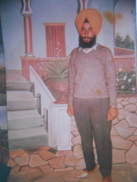 Photo of Satnam Singh,  disappeared on March 02, 1991, in Qadian, Batala,  by Punjab Police