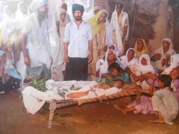 Photo of Shamsher Singh, ਗੈਰ ਕਾਨੂੰਨੀ ਹੱਤਆਿ ਦਾ/ਦੀ ਪੀੜਤ ਦੀ ਤਾਰੀਖ਼ ਅਗਸਤ ੨੮, ੧੯੯੨ਪੰਜਾਬ ਪੁਲਿਸ