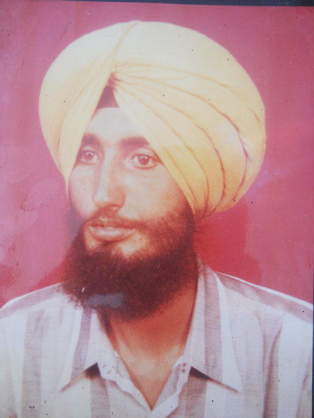 Photo of Sukhdev Singh,  disappeared on February 03, 1990, in Dhariwal, Batala, Gurdaspur,  by Punjab Police; Border Security Force; Criminal Investigation Agency