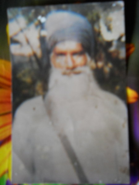Photo of Shingara Singh, victim of extrajudicial execution between January 1, 1991 and February 28,  1991, in Batala, by Punjab Police