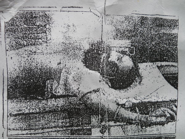 Photo of Mangal Singh, victim of extrajudicial execution on September 24, 1984, in Gurdaspur, Sri Hargobindpur, Ghuman, Batala,  by Punjab Police; Border Security Force; Central Reserve Police Force, in Gurdaspur, Sri Hargobindpur, Ghuman, Batala, by Punjab Police; Border Security Force; Central Reserve Police Force