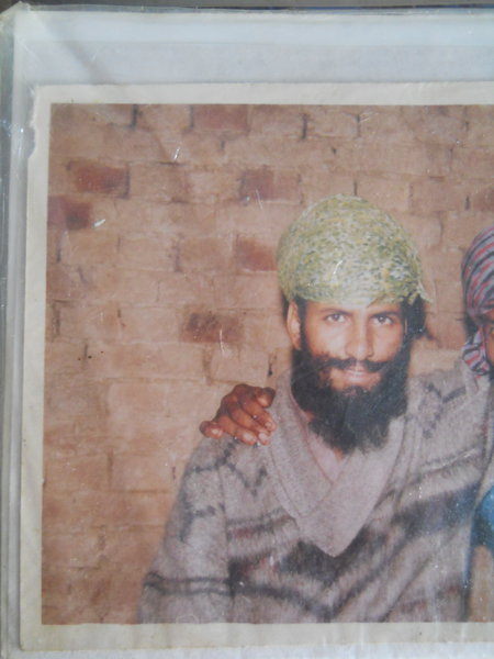 Photo of Harwinder Singh, victim of extrajudicial execution between January 1, 1993 and January 1,  1994, in Chogawan, by Punjab Police