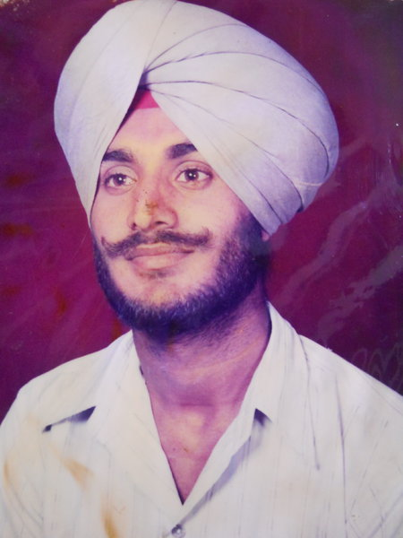 Photo of Hardeep Singh,  disappeared on June 04, 1986, in Dana Mandi CRPF Camp,  by Central Reserve Police Force