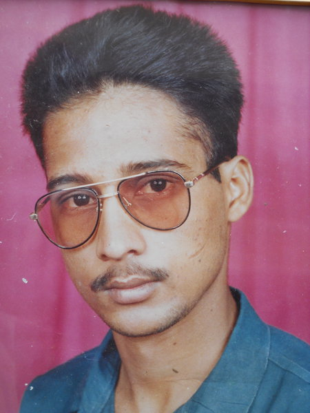 Photo of Pardeep Singh,  disappeared on November 19, 1992, in Rupnagar,  by Punjab Police