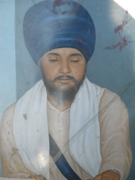 Photo of Prem Singh, victim of extrajudicial execution between April 1, 1990 and June 1,  1991 by , in Ludhiana, by Punjab Police